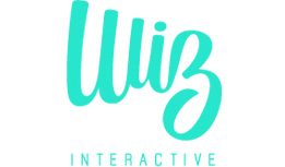 Logotipo Wiz Interactive