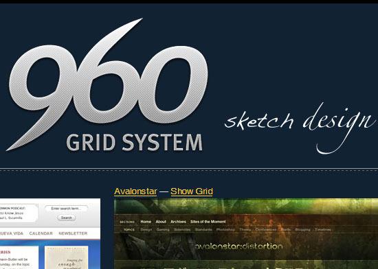 960 Sketch Design