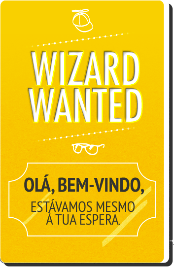 WIZARD WANTED